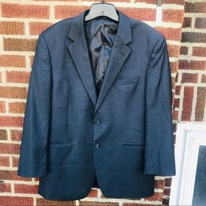 Jos. A. Bank Pinstripes Sports Coat Blazer Jacket